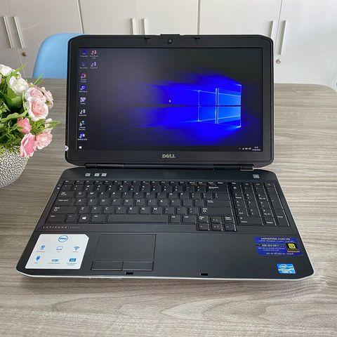 Dell E5530 - I5 3340M / Ram 4G / Ổ 500G / Màn 15.6 Inch / Máy Đẹp 99%