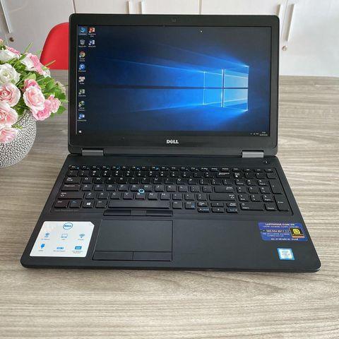 Dell Precision 3510 - I7 6700HQ / Ram 8G / SSD 256G / 15.6' Full HD