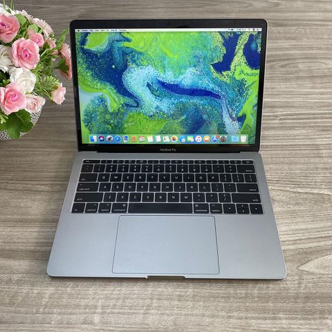 Macbook Pro 2017 ( MPXT2 ) Full Box - Core i5 / Ram 8G / SSD 256G / 13 Inch / Máy đẹp