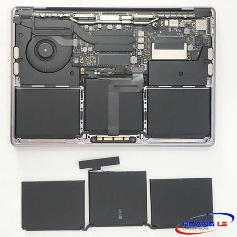 Thay Pin Macbook Tại Huế - Pin Macbook Pro 13' A1708