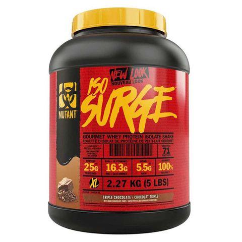 Mutant Iso Surge 5LBS (2.3kg)