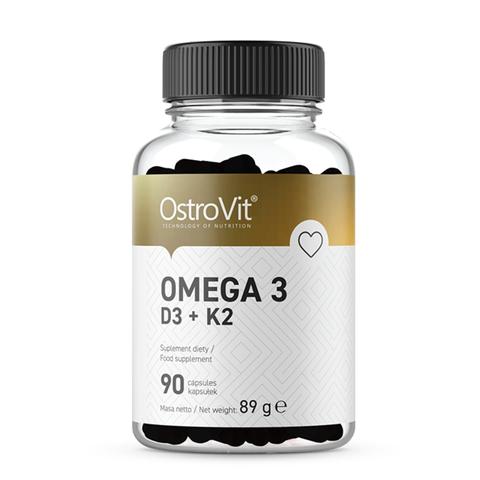 Ostrovit Omega-3 D3+K2 90 viên
