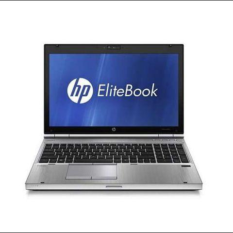 "HP Elitebook 8570P (Core I7 3520M | RAM 4GB | HDD 250GB | 15.6"" | Card HD 4000) – 12 Tháng"