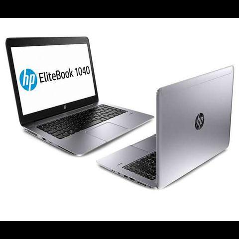 "Hp Elitebook Folio 1040G1 (Core I5 4300U   RAM 4GB   SSD 128GB   14"" HD    HD Graphics 4400) – Bảo hành 12 Tháng"