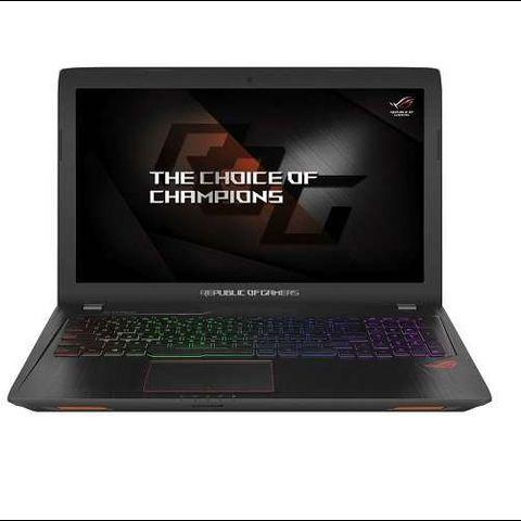 Asus GL753VE-GC059 Gaming (Core i7-7700HQ | RAM 8GB | HDD 1TB | GTX 1050Ti | 17,3