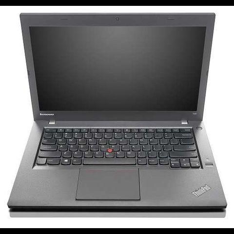 Thinkpad T440S (Core I5-4300U | RAM 4GB | HDD 320GB | 14″ 1600x900 | Card HD 4400 ) BH 12 tháng