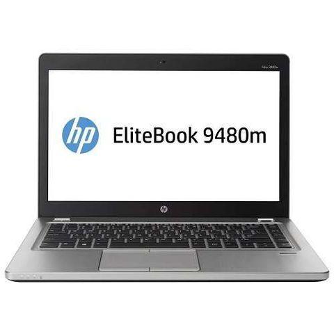HP Elitebook Folio 9480m (Core I5-4300U | RAM 4GB | SSD 120GB | 14 inch HD 1366x768 | Card On )
