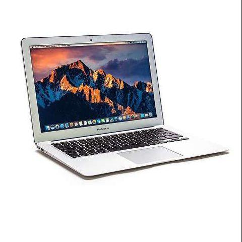 Mac Air 2017 ( i5-1.8 GHz   RAM 8   SSD 128   13″   Intel Graphics 6000 )