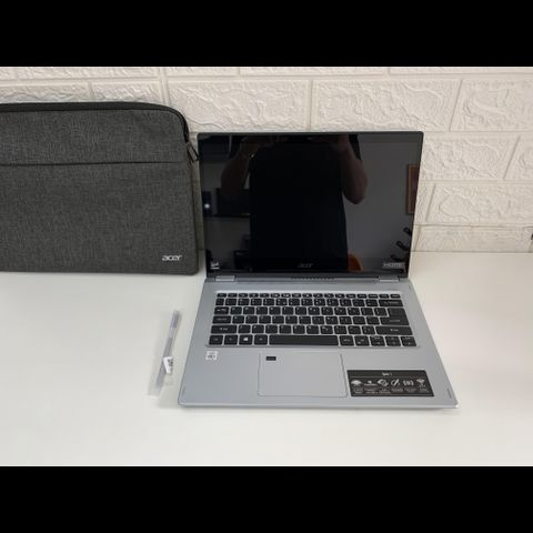 Acer Spin 3 2in1 (Core I5-1035G1 | RAM 8GB | SSD M.2 Nvme 256GB | 14″ FHD IPS SlimBezel Touch Screen 1920x1080  | Card Intel® UHD )