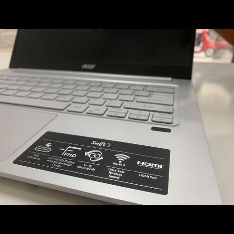 Acer Swift 3 FS314-42 Series  ( AMD Ryzen 7-4700U | RAM 8GB | SSD M.2 Nvme 512GB | 14″ FHD IPS 1920x1080 | Card On AMD Radeon RX Vega 7 )
