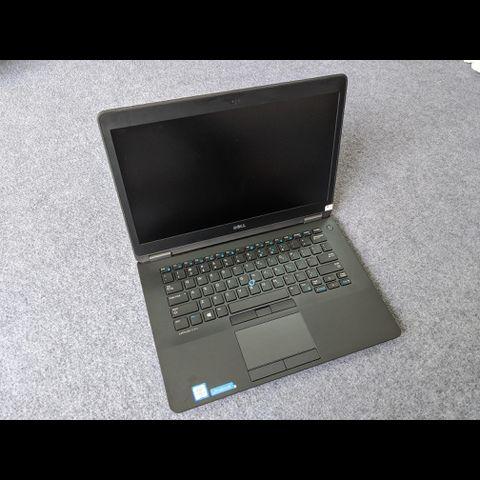 Dell Latitude E7470 (Core I5-6300U   RAM 8GB   SSD M.2 240GB   14″ FHD IPS 1920x1080   Card On )