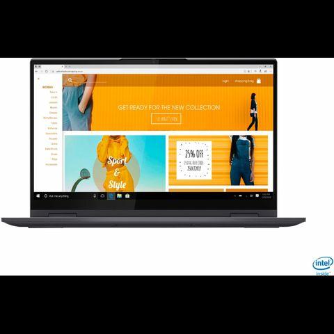 Lenovo Yoga 7i 15ITL5  2 in 1 ( I5-1135G7   RAM 8GB   SSD 256GB   15.6