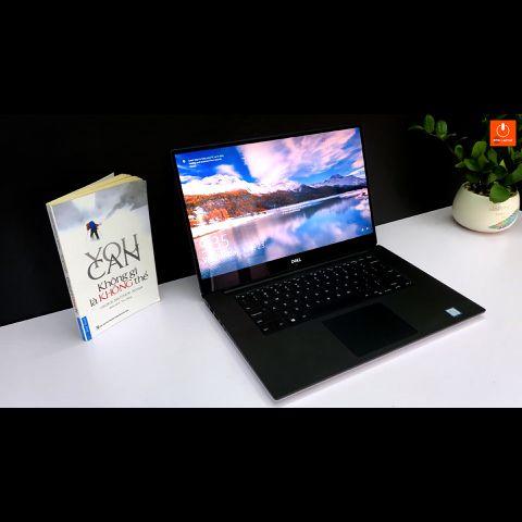 Dell XPS 9570 (Core I7-8750HQ   RAM 16GB   SSD 512GB   15.6″ 4k UltraSharpCảm Ứng (3840 x 2160)   Card nVIDIA Geforce 1050Ti 4GB )