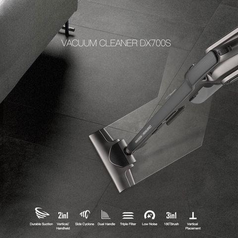 Máy hút bụi cầm tay gia đình Deerma DEM-DX700s
