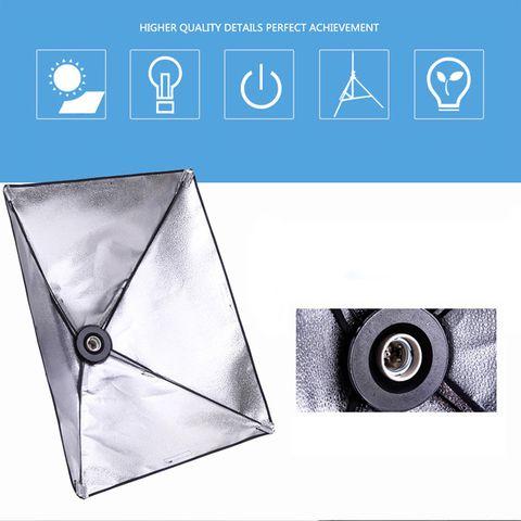 Softbox TIANRUI 50x70cm đui đèn E27 (Hỗ trợ quay phim, chụp ảnh)