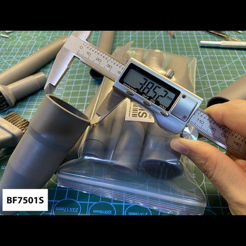 Bộ 9 Đầu Thay Thế Dành Cho Máy Hút Bụi DEERMA DX115C / DX1000 / DX901 / TJ210