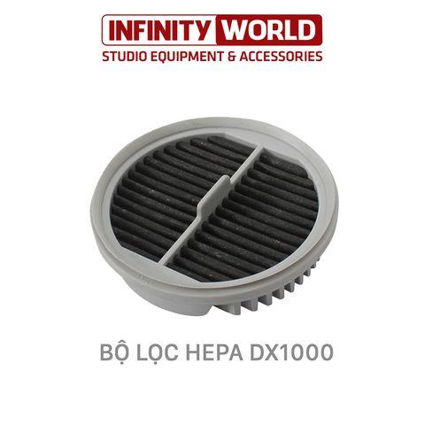 Bộ lọc Hepa thay thế cho máy hút bụi Deerma DX1000 (Sản phẩm gốc, chất lượng cao)