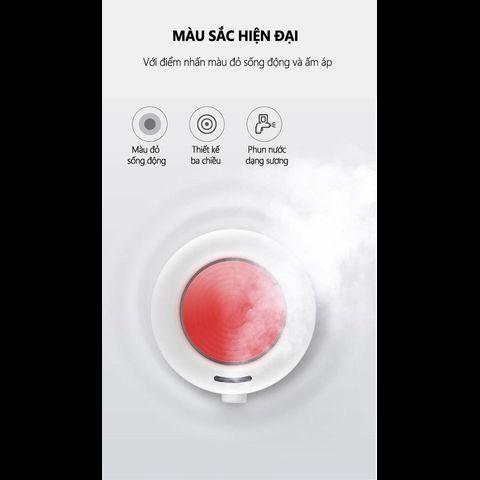 Máy tạo ẩm không khí & khuếch tán tinh dầu Deerma F300