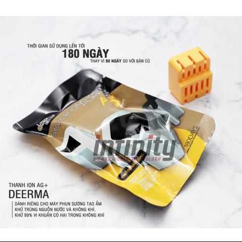 Lõi iOn Ag+ 180days (Sản phẩm chính hãng Deerma)