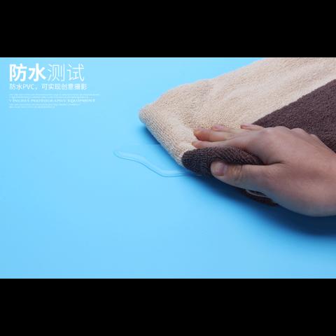 Phông nền chụp ảnh sản phẩm PVC cao cấp chiều dài 200cm (Không nhăn, nhàu, dễ hậu kỳ sau chụp)