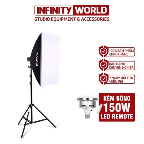 Set 1 đèn softbox chụp ảnh sản phẩm / quay phim chính hãng TIANRUI