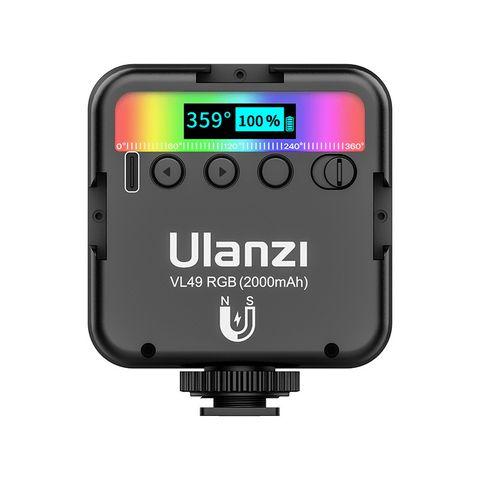 Đèn quay phim - chụp ảnh Ulanzi VL49 RGB