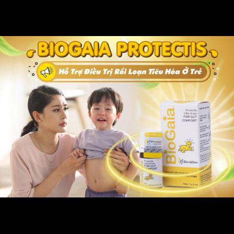 Biogaia Protectis - Hỗ Trợ Điều Trị Các Chứng Rối Loạn Tiêu Hóa Ở Trẻ Em