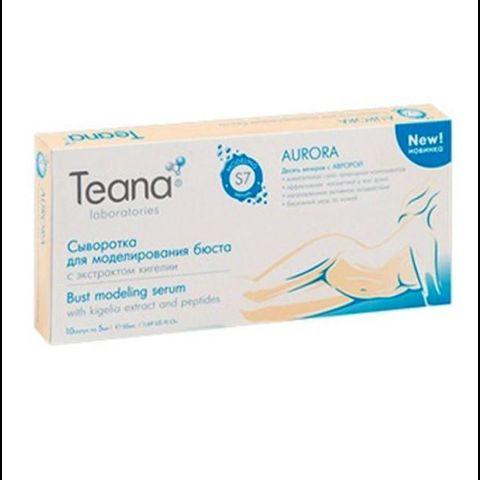 Huyết thanh Teana Aurora của Nga giúp nâng, nở ngực, chống ung thư da