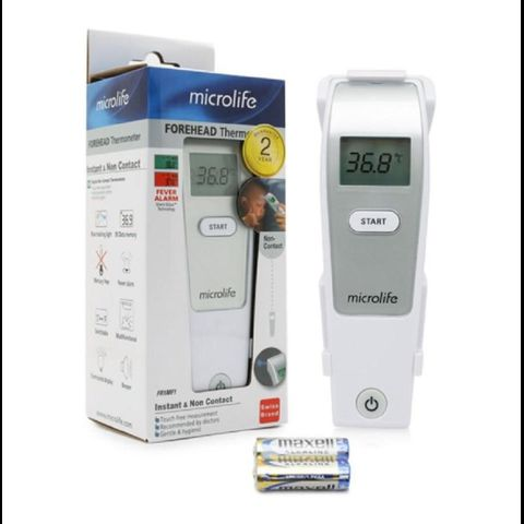Nhiệt kế hồng ngoại đo trán Microlife FR1MF1