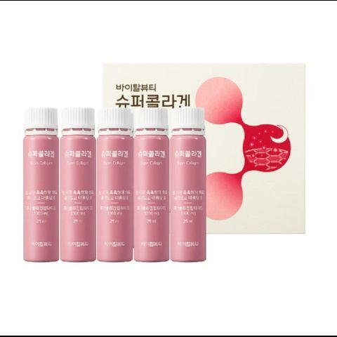 Nước uống Collagen VB Vital Beautie hộp 30 chai Hàn Quốc