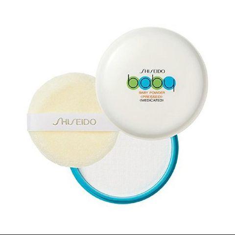 Phấn rôm (Phấn phủ) Shiseido Baby Powder 50gr