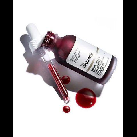 Tinh chất tẩy tế bào chết và ngăn ngừa mụn The Ordinary AHA 30% + BHA 2% Peeling Solution