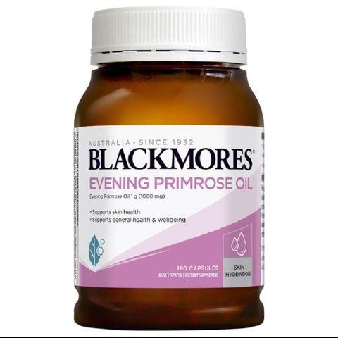 Tinh dầu hoa anh thảo Blackmores Evening Primrose Oil 190 viên Úc <MẪU MỚI>