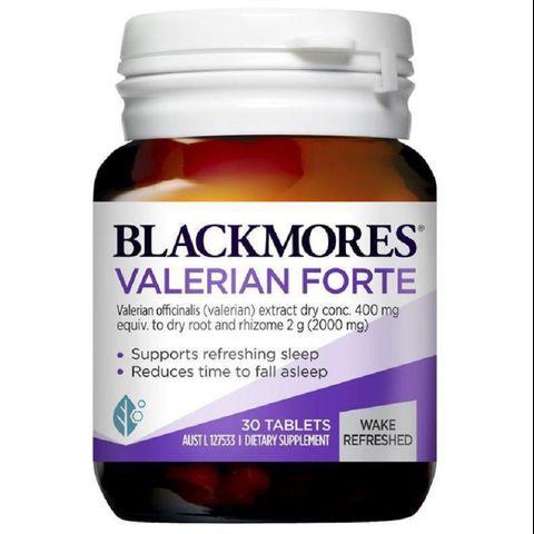 Viên Uống Hỗ Trợ Giấc Ngủ Blackmores Valerian Forte 2000mg