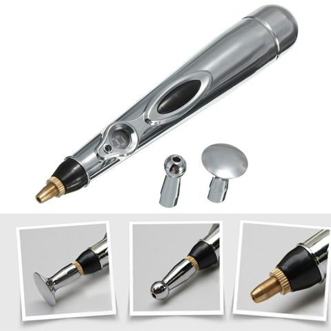 Bút dò huyệt châm cứu xung điện cao cấp W-912 - 9 cấp độ