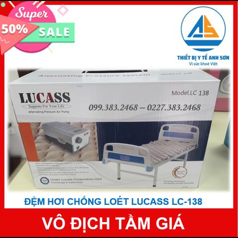 Đệm hơi chống loét Lucass LC-138