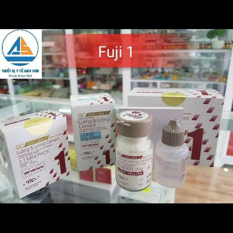 Cement gắn GC-Fuji 1