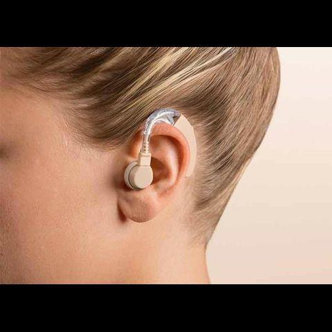 Máy trợ thính vành tai không dây HB-23P