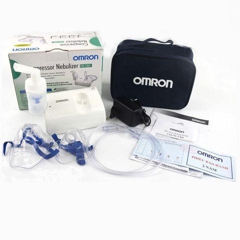 Máy xông khí dung mũi họng OMRON NE-C801