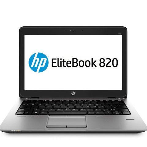 HP Elitebook 820 G2 (Core I5-5200U | RAM 4GB | SSD 120GB | 12.5 inch HD 1366x768 | Card On )