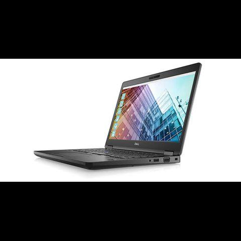 Dell Latitude 5491 ( i7-8850H | Ram 8GB | SSD 256GB | Màn 14