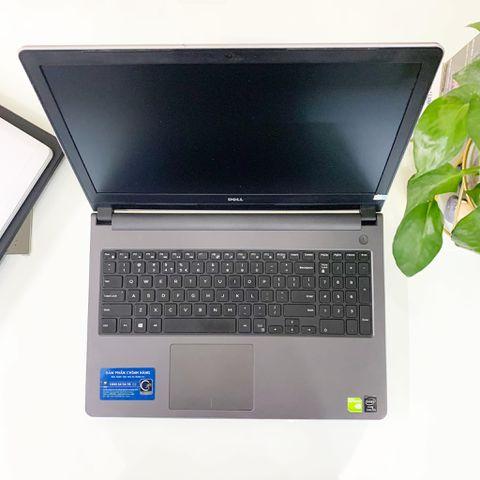 Laptop Cũ Dell Inspiron N5558 (Core i5-5200U, 4GB, SSD128 + HDD 500GB, 2GB VGA NVIDIA GeForce 920M, 15.6 inch)