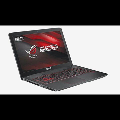 Laptop Cũ Asus GL552JX  (Core i7-4720HQ, RAM 8GB, HDD 1TB, VGA 4GB NVIDIA GTX 950M, 15.6 inch FHD)