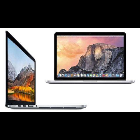 Macbook Pro Retina MF840 2015 Core i5 2.7Ghz/ Ram 8Gb/ SSD 256Gb/ Màn 13.3