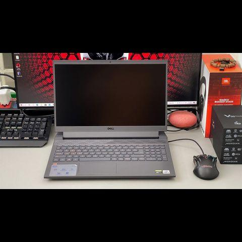[ Mới 100% ]Dell G15 5510 Core i7- 10870H/ RAM 8GB/ 512GB SSD/ GeForce RTX 3050/ 15,6'' FHD/ Win 10/ New