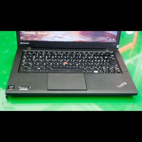 "Laptop Cũ Lenovo Thinkpad T440s ( Core i5 4300U | RAM 4GB | SSD 120G | 14"" HD | Card On )"