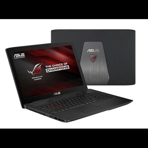 Laptop Asus GL552JX  (Core i7-4720HQ, RAM 8GB, HDD 1TB, VGA 4GB NVIDIA GTX 950M, 15.6 inch FHD)