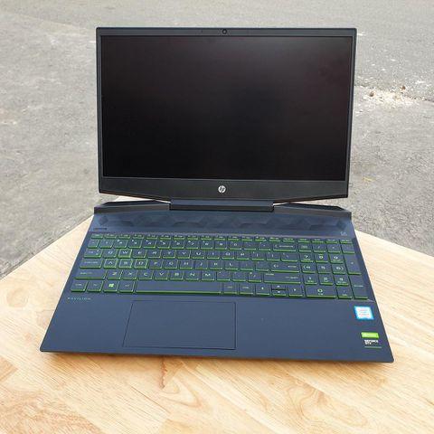 HP PAVILION Gaming 15 DK0232TX (Core I7-9750H | RAM 8GB | SSD 256GB + HDD 1T | 15.6″ FHD IPS 1920x1080 | Card NVIDIA GeForce GTX 1650 4GB GDDR5)