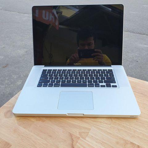 Macbook Pro 15 Inch MC371 - Core i5 / Ram 4G / Ssd 128G / Pin Tốt / Máy Đẹp