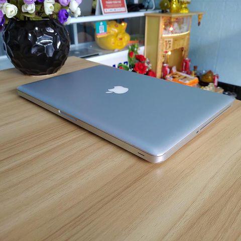 Macbook Pro MD104 - 2012 - 15 Inch - Core I7 / Ram 8G / Ssd 120G / Card GT 650M 1G / Máy Đẹp 97%